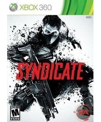 Syndicate Xbox 360 ( Mídia Física )