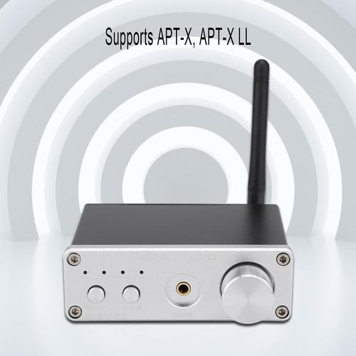 Imagen 1 de 9 de Bluetooth 5.0 Usb Dac Decodificador De Audio Auriculares Est