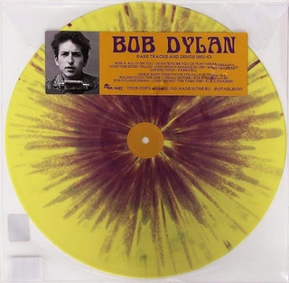 Vinilo Bob Dylan Rare Tracks And Demos Edición Limitada