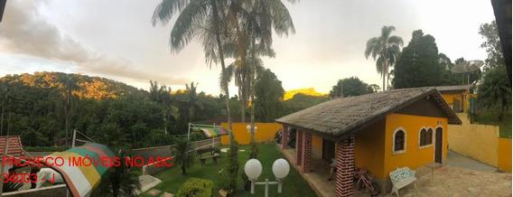 Sitio A Venda Com 3 Casas Suítes Piscina Churrasqueira Parquinho Lareira Em Juquitiba/sp - Ch07778 - 34528219