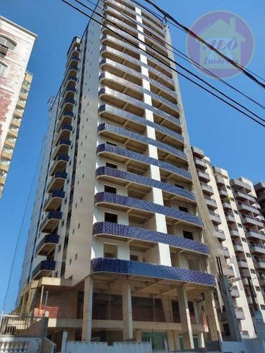 Apartamento À Venda, 61 M² Por R$ 249.000,00 - Tupi - Praia Grande/sp - Ap4359