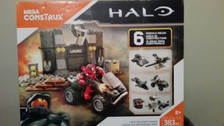 Halo Mega Construx Set De Construccion