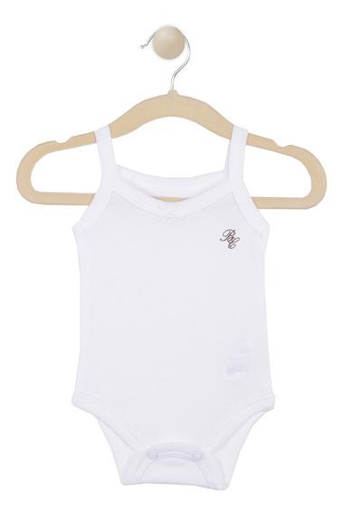 Pañalero Con Tirantes Baby Creysi Blanco T00034