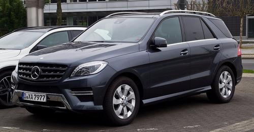 Manual De Despiece Mercedes Benz W166 (2011-2017) Español