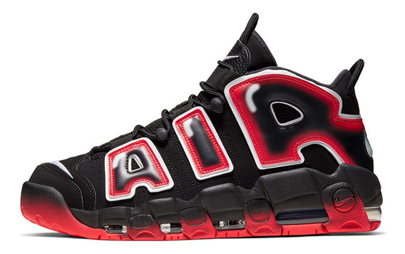 Botitas Nike Air More Uptempo 96 6079