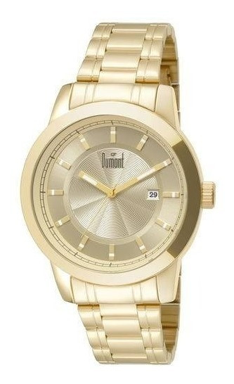 Relógio Dumont Berlim Du2315ba/4d Dourado