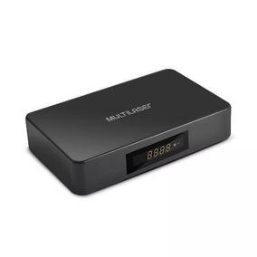 Conversor E Smart Tv Box Plus Multilaser Preto - Pc001