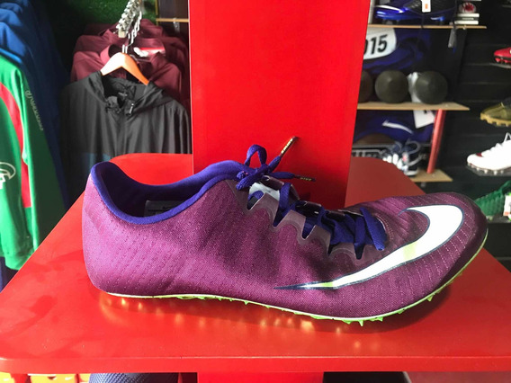 Nike Superfly Elite Picos Spikes Atletismo Tartan 30 Cm.