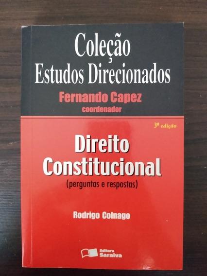 Direito Constitucional - Perguntas E Respostas