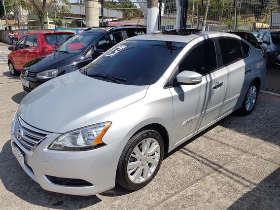 Nissan Sentra 2.0 Sl Flex Aut 2015