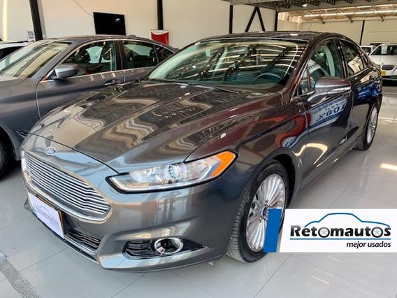 Ford Fusion Titanium Plus 2.0 Plus