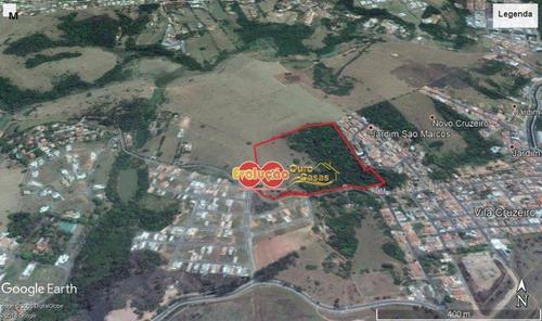 Imagem 1 de 1 de Área Comercial/ Residencial - Vila Cruzeiro - Te2926