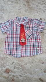 Camisa Infantil Festa Junina São João Masculina