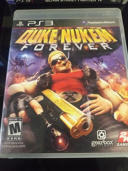 Duke Nukem Forever Ps3 Midia Física