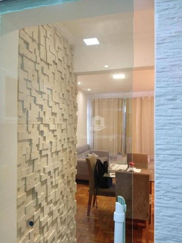 Imagem 1 de 12 de Apartamento Com 2 Dormitórios À Venda, 74 M² Por R$ 310.000,00 - Centro - Niterói/rj - Ap0947