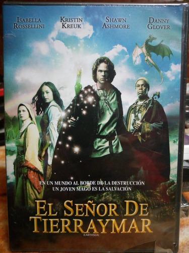 El Señor De Tierraymar. Película En Dvd