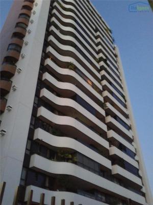Cobertura Com 3 Dormitórios Para Alugar, 400 M² Por R$ 12.000/mês - Caminho Das Árvores - Salvador/ba - Co0004