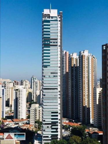 Imagem 1 de 30 de Apartamento Com 4 Dormitórios À Venda, 326 M² Por R$ 4.950.000,00 - Jardim Anália Franco - São Paulo/sp - Ap6325