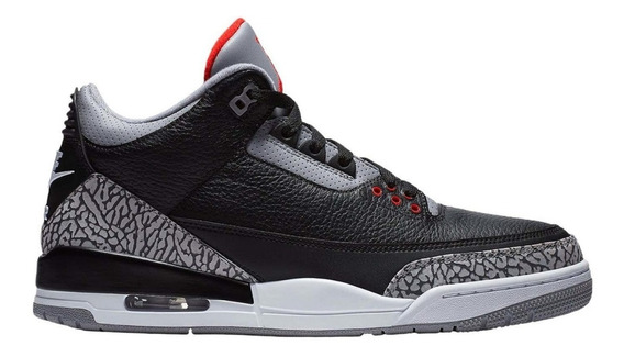 Air Jordan Retro 3 Black Cement Og