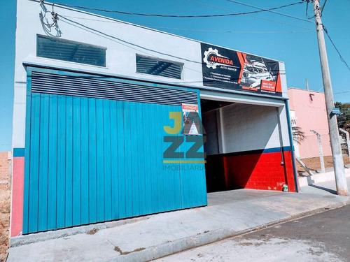 Imagem 1 de 23 de Barracão À Venda, 192 M² Por R$ 380.000,00 - Residencial Bem Viver - Agudos/sp - Ba0128