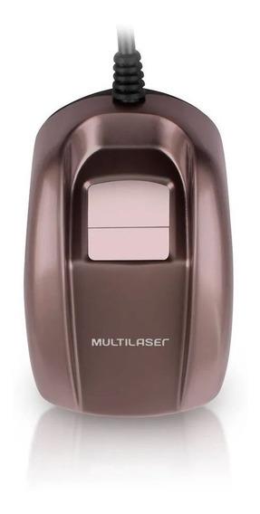 Leitor Biométrico Usb 2.0 500 Dpi Multilaser Ga151