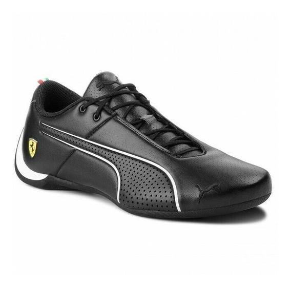 Tenis Puma Ferrari Future Cat Ultra Negro 306241-02