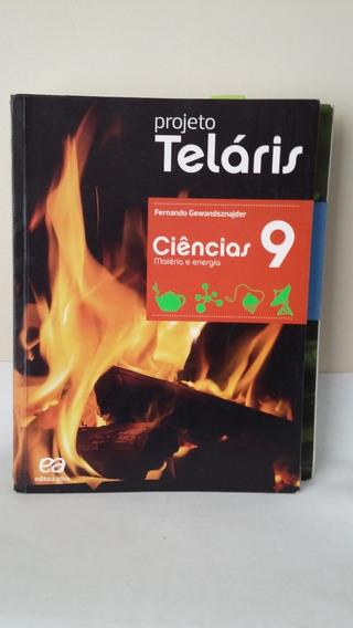 Kit C/ 5 Livros Projeto Teláris 9º Ano 2ª Edição 2015