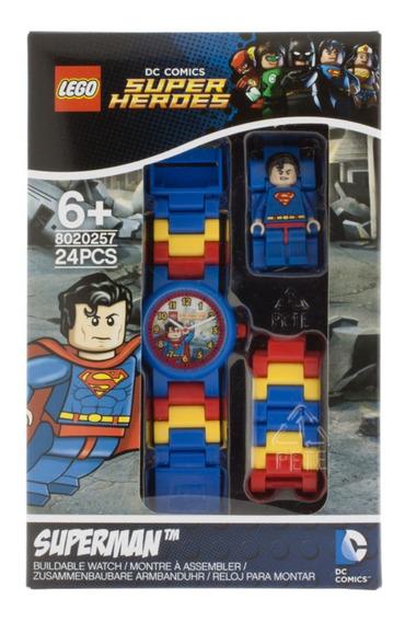 Relógio Lego Super Homem