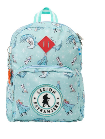 Mochila Lisa Disney Frozen Legion Extranjera School