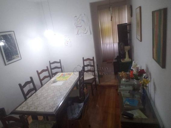 Apartamento Com 2 Dormitórios À Venda, 76 M² Por R$ 890.000,00 - Copacabana - Rio De Janeiro/rj - Ap7552
