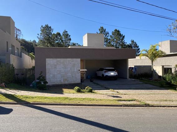 Casa Linear Em Estilo Contemporâneo, 4 Suítes, À Venda Em Alphaville - 865