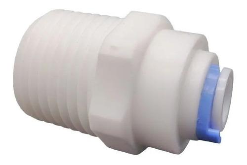 Imagem 1 de 1 de Peça E Acessorio Para Filtro Conexão Reta Rosca 1/2 X 1/4 Ma