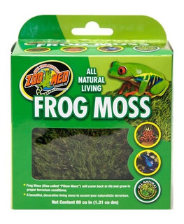 Zoomed Musgo Frog Moss 1,3 L - Envíos A Todo Chile