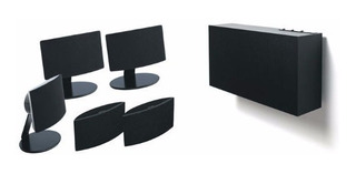 Home Theater Jamo Subwoofer A101 Sub Y 5 Satelites A101