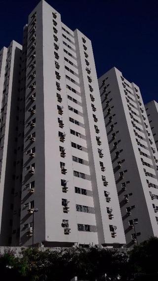 Apartamento Em Torre, Recife/pe De 62m² 3 Quartos Para Locação R$ 945,00/mes - Ap588308
