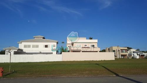 Terreno Em Condomínio Em Alphaville - Rio Das Ostras, Rj - 3080