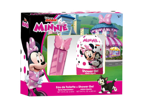 Disney Minnie 30ml + Shower Gel
