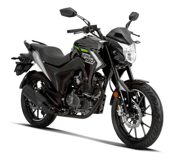 Motomel Sirius 190 - Full Motos