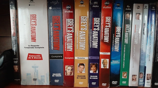 Greys Anatomy Temporada 1 2 3 4 5 6 7 8 9 10 11 Y 12
