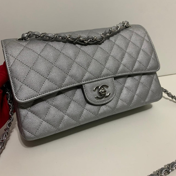 Chanel 2.55 Double Flap 100% Couro