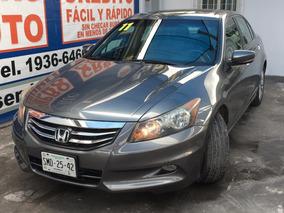Honda Accord 3.5 Ex Coupe V6 Piel Abs Qc Cd At