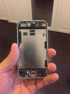 iPod Touch 4 Dañado No Enciende Para Repuestos 11034