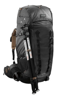 Mochila De Trekking Forclaz Trek900 70 Litros + 10 Litros