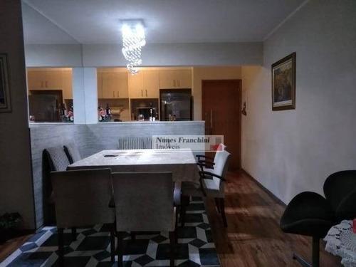 Alto Da Moóca - Zl/sp - Apartamento 2 Dormitórios, 1 Suíte, 2 Vagas, Varanda Gourmet - Ap7573