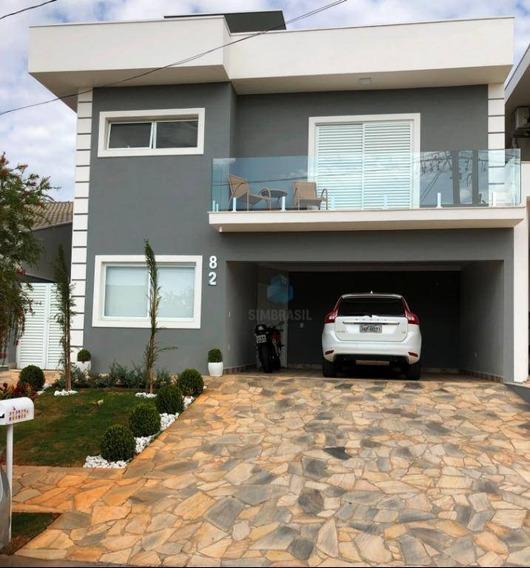 Casa Com 3 Dormitórios À Venda, 240 M² Por R$ 1.100.000 - Residencial Santa Maria - Valinhos/sp - Ca0816