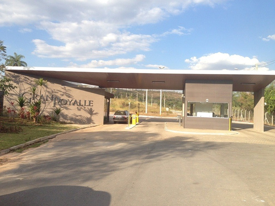 Gran Royalle Betim - Lote De 1.000 M² - Condomínio Fechado - Betim - 412