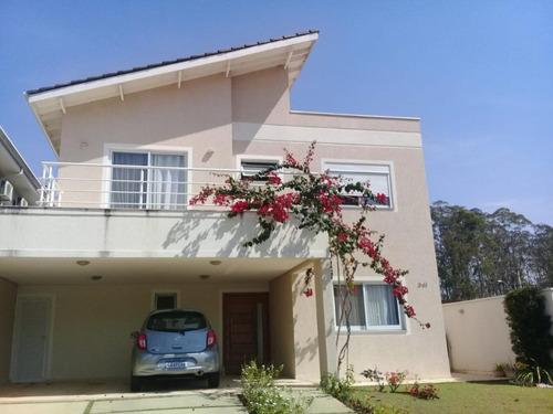 Sobrado Com 3 Dormitórios À Venda, 240 M² Por R$ 990.000 - Botujuru - Mogi Das Cruzes/sp - So0181
