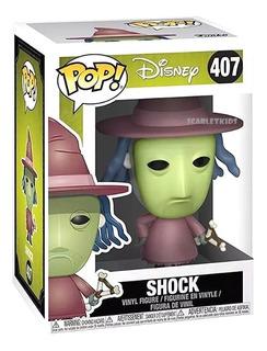 Funko Pop Shock 407 Orig El Extraño Mundo De Jack Scarlet