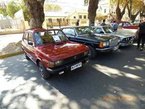 Fiat 147 Gls Punta De Tiburon