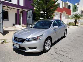 Honda Accord 3.5 Exl Sedán V6 At 2015